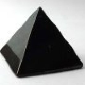 Shungite Pyramid 50mm for sale click here for more info