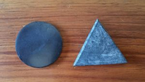 Shungite and Talkohlorit Pocket Harmonizers
